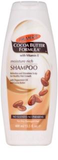 Palmer's Hair Cocoa Butter Formula зволожуючий та поживний шампунь для здорового росту волосся