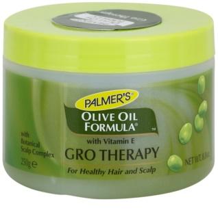 Palmer's Hair Olive Oil Formula regeneráló zselé az erős hajért és a haj növekedéséért