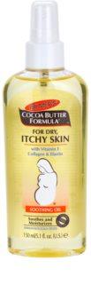 Palmer's Pregnancy Cocoa Butter Formula Kalmerende Body Olie  voor Droge en Jeukende Huid
