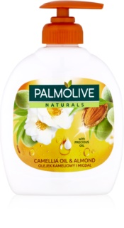 Palmolive Naturals Camellia Oil & Almond рідке мило для рук