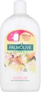 Palmolive Naturals Delicate Care tekuté mydlo na ruky náhradná náplň