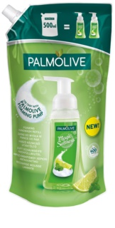 Palmolive Magic Softness Lime & Mint schuimzeep voor de handen Navulling
