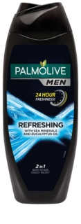 Palmolive Men Refreshing Body Wash for Men 2 In 1