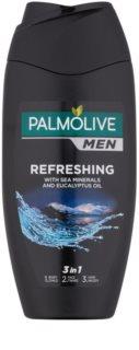 Palmolive Men Refreshing żel pod prysznic dla mężczyzn 3 w 1