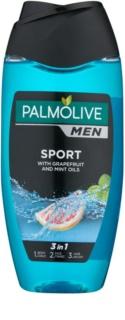 Palmolive Men Sport gel de ducha para cuerpo y cabello