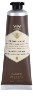 Panier des Sens Honey Voedende Crème  voor de Handen