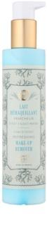 Panier des Sens Mediterranean Freshness lait démaquillant à l'extrait d'algues marines