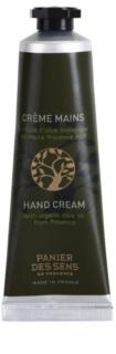 Panier des Sens Olive Voedende Crème  voor de Handen