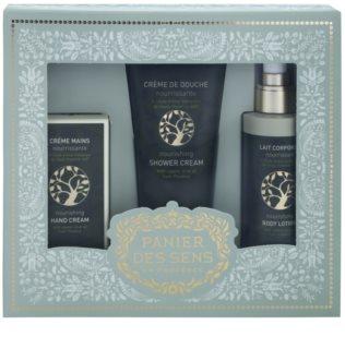 Panier des Sens Olive Cosmetica Set  I.