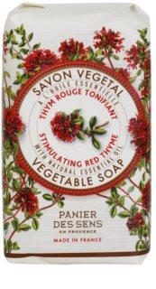 Panier des Sens Red Thyme стимулиращ растителен сапун