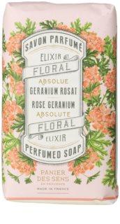 Panier des Sens Rose Geranium parfümös szappan