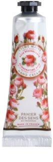 Panier des Sens Rose fiatalító krém kézre