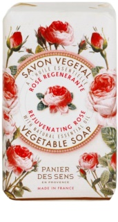 Panier des Sens Rose Regenerating Herbal Soap