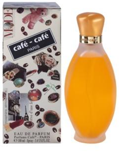 Parfums Café Café-Café eau de parfum para mujer 100 ml