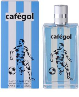 Parfums Café Cafégol Argentina toaletní voda pro muže 100 ml
