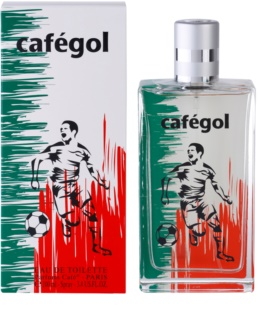 Parfums Café Cafégol Mexico Eau de Toilette for Men 100 ml