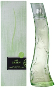 Parfums Café Café Green toaletní voda pro ženy 100 ml