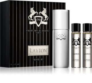 Parfums De Marly Layton Royal Essence dárková sada unisex