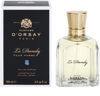 Parfums D'Orsay Le Dandy Pour Homme Eau de Parfum voor Mannen 100 ml