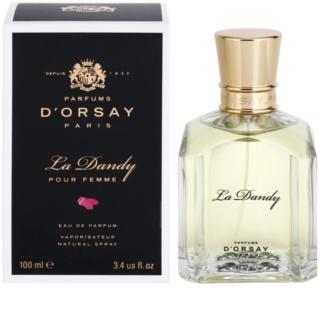 Parfums D'Orsay La Dandy Pour Femme Eau de Parfum voor Vrouwen  100 ml