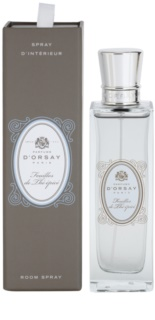 Parfums D'Orsay Feuilles de Thé Épice spray pentru camera 100 ml
