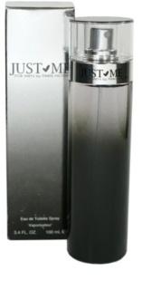 Paris Hilton Just Me for Men eau de toilette para hombre 100 ml