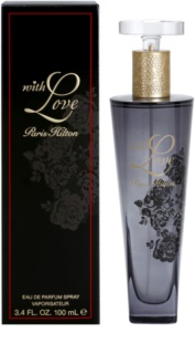Paris Hilton With Love eau de parfum da donna 100 ml