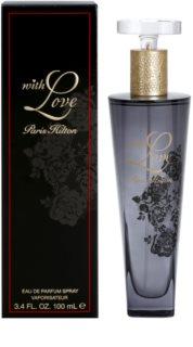 Paris Hilton With Love Eau de Parfum para mulheres 100 ml