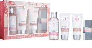 Parisax Spa Renity Rose Geranium Cosmetic Set I.