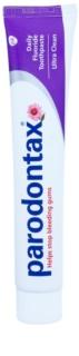 Parodontax Ultra Clean dentifrice anti-saignement des gencives et parodontite