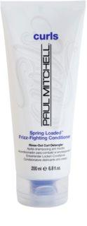 Paul Mitchell Curls kondicionér pre nepoddajné a krepovité vlasy