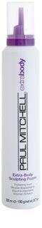 Paul Mitchell ExtraBody pena na vlasy pre objem