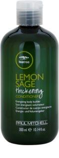 Paul Mitchell Tea Tree Lemon Sage energizujúci kondicionér pre hustotu vlasov
