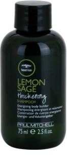 Paul Mitchell Tea Tree Lemon Sage energizující šampon pro hustotu vlasů