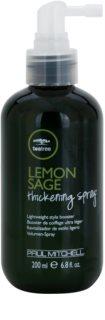 Paul Mitchell Tea Tree Lemon Sage sprej na objem od korienkov