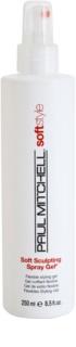 Paul Mitchell SoftStyle gel ve spreji flexibilní zpevnění