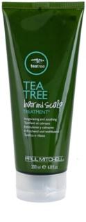 Paul Mitchell Tea Tree upokojujúca a hydratačná maska na vlasy