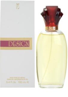 Paul Sebastian Design Eau de Parfum voor Vrouwen  100 ml