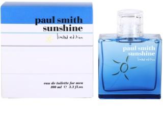Paul Smith Sunshine Limited Edition 2014 Eau de Toilette for Men 1 ml Sample