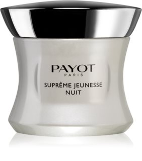 Payot Suprême Jeunesse Night Cream against All Signs of Aging