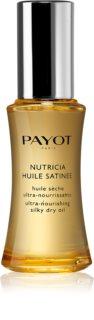 Payot Nutricia tápláló száraz olaj száraz és nagyon száraz bőrre