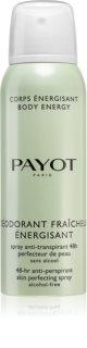 Payot Body Energy izzadásgátló spray alkoholmentes