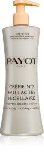 Payot Crème No.2 micelární odličovací mléko pro citlivou a intolerantní pleť