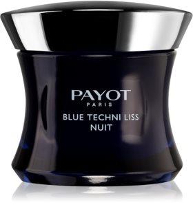 Payot Blue Techni Liss bálsamo restaurador de noite