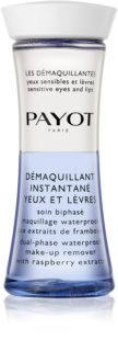 Payot Les Démaquillantes Bi-Phase Waterproof Make-Up Remover for Eyes and Lips