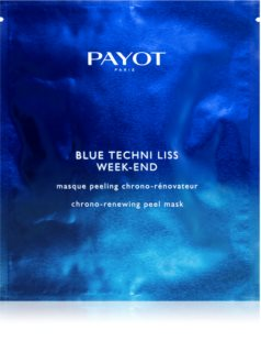 Payot Blue Techni Liss Brightening Exfoliating Mask