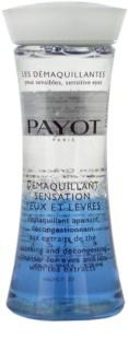 Payot Les Démaquillantes szem és szájlemosó