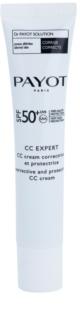 Payot Dr. Payot Solution Beschermende en Regenererende CC Crème SPF 50+
