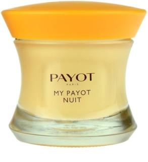 Payot My Payot Revitaliserende Herstellende Nachtcrème  voor Normale Huid