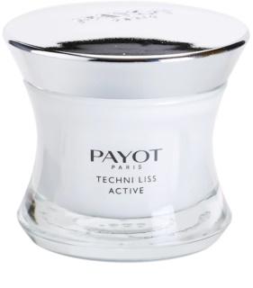 Payot Techni Liss Active creme suavizante  antirrugas